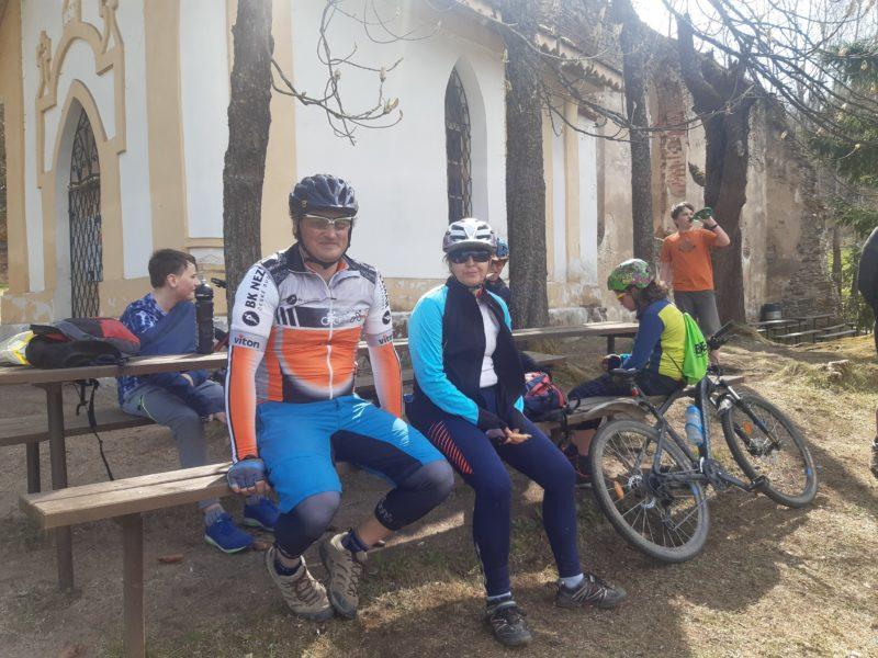 Ondřej, Alice a Vítek Sirotkovi dokončili VKJČ kategorii OKOLO KOMÍNA