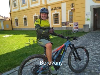 Franta Fousek dokončil kategorii OKOLO KOMÍNA